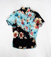 Ženska bluza Benetton 5096 Bluza vel. M kao novo