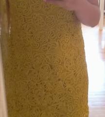 Zara haljina velicina m