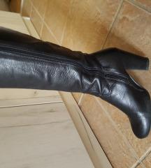 Kozne cizme kao nove 37