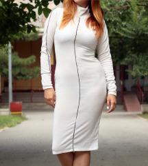Bela sportska haljina NOVA