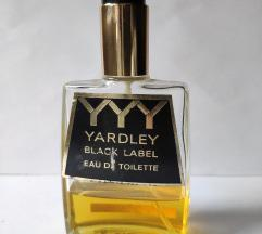Yardley Black Label
