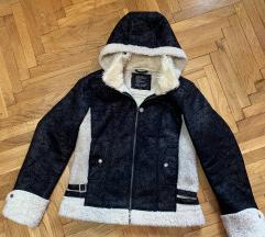 Velur jakna