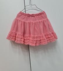 H&M suknjica od tila 92