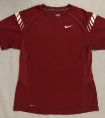 Nike original zenska crvena majica dry fit