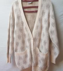 Rašica vintage oversize džemper sada 850