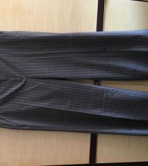 Zenske zimske elegantne pantalone