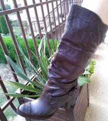 Kozne braon cizme •Cena dogovor**