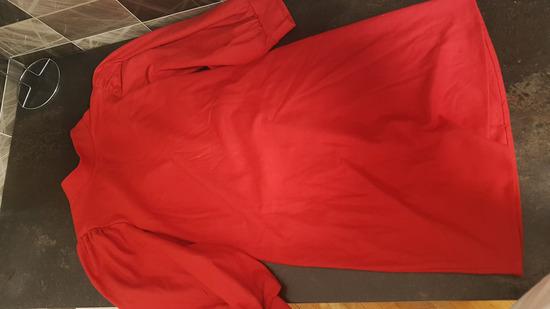 Zara puff rukav haljina