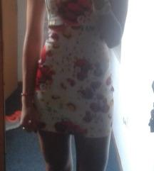 Sarena kratka haljinica