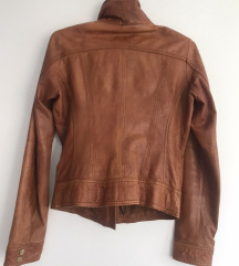 Kožna jakna Bershka S