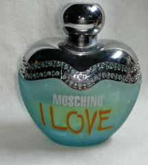 Moschino I love 100 ml original