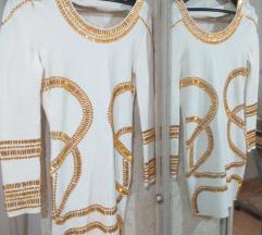 HerveLeger haljina sa kristalima