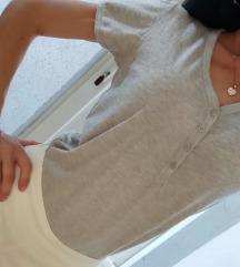 Majica Basic,siva
