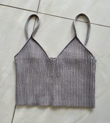 Zara knit top limited 🤍 900%%%