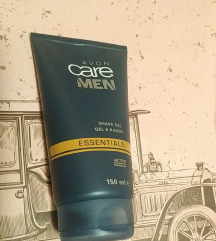 Avon Care Men gel za brijanje