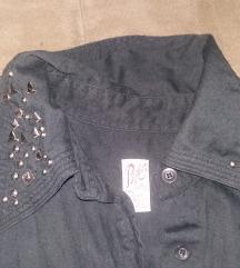 REPLAY crna košulja S