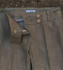 Retro talijanske Blu Sand pantalone
