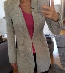 Zara sako/kaput sa etiketom