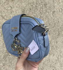 Guess baby blue torba