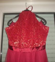 Viwenni nova svečana haljina bez leđa XL
