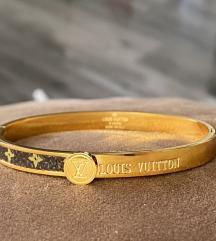 LV zlatna narukvica