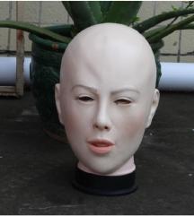 Silikonska maska za maskembal
