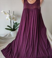ESMARA bordo haljina vel L 44/46