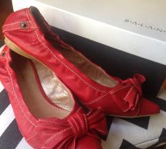 kožne vintage cipelice
