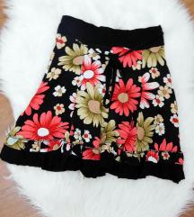 Cvetna suknja! Kao nova!