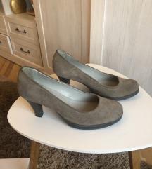 PRAVA KOZA, zenske cipele, KAO NOVE, 39