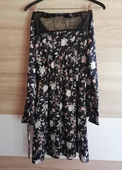 Cvetna haljina kao nova