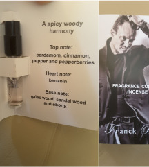 %%350-Franck Boclet Incense, original