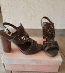 Maslinaste sandale 💚rasprodaja