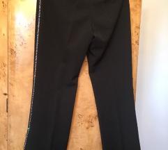 Svecane pantalone sa strasom S-M