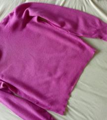 Pink rolka od vune