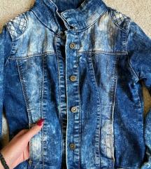 Preslatka teksas jakna