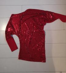 Nova crvena haljina M