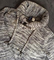 H&M knit muški džemper
