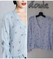 NOVA Mango kosulja/bluza sa sijalicama