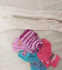 Čarape 10 pari i hulahopke