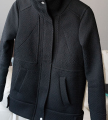 H&M Divided tanka crna jakna