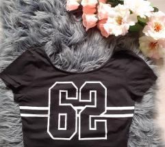 Crop majica H&m sa brojevima