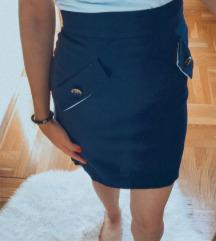 Novo! Teget suknja