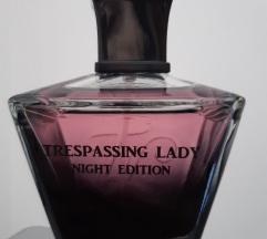 Trespassing Lady Night edition