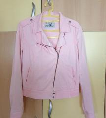 Zara jaknica  roze