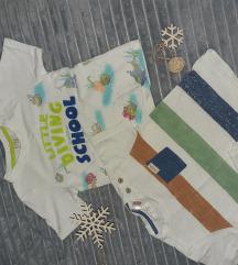 Zara i S.Oliver majice za bebe