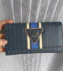 Nov Guess novčanik original