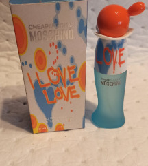 Moschino Love Love 30ml.original