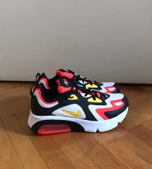 Nike air max 200 'bright crimson'