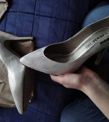 Srebrnaste cipele
